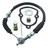 #2: KIPA Rear Brake Cable Kit For YAMAHA YFS200 Blaster 200 ATV 1988-2001 (Not Fit fit for a +4