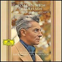 Johannes Brahms: The Four Symphonies (4LP Vinyl)
