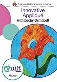 DVD - Innovative Appliqué: Complete Iquilt Class