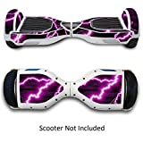 Self-Balancing Scooter Skin Hover Electric Skate Board Sticker Self Balance Motorized Longboard Decal Real Two-Wheel Smart Protective Cover Bluetooth Hover Drifting Boards Vinyl Case Stickers