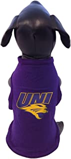 product image for NCAA Northern Iowa Panthers Cotton Lycra Dog Tank Top, X-Small