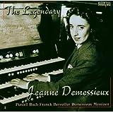 Legendary Jeanne Demessieux [Import anglais]