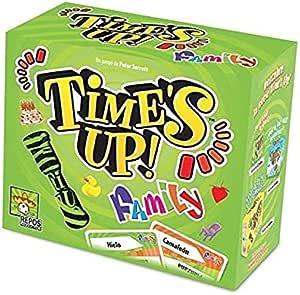 Repos Production- Times Up es el Juego de adivinar Personajes, Color (Asmodee ADE0TUF01ES): Amazon.es: Juguetes y juegos