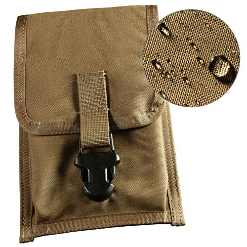 Field Pouch - Rite in the Rain Weatherproof CORDURA Fabric Notebook Pouch, 5 3/4