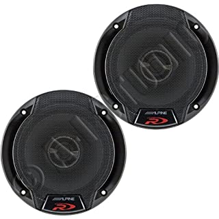 Alpine SPR-50 5-1/4' Coaxial 2-Way Type-R Speaker Set