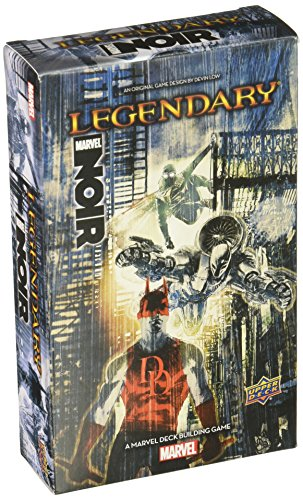 Upper Deck Marvel Legendary Deck Noir Expansion Building Game from Upper Deck