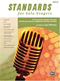 Standards for Solo Singers, Jay Althouse, 0739047159