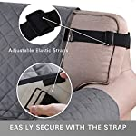BellaHills Sofa Protectors Waterproof from Pets/Dogs/Kids Sofa Covers 3 Seater Couch Covers Furniture Protector Covers…