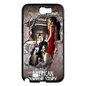 American Horror Story For Samsung Galaxy Note 2 Case Designed by Windy City Accessories