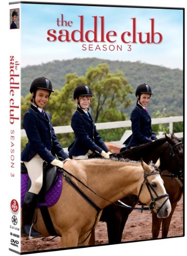 The Saddle Club: Season 3 (The Saddle Club Tv Series)