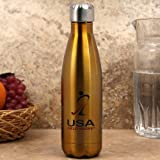 Olympics S'well USA Field Hockey Stainless Steel Water Bottle - Gold