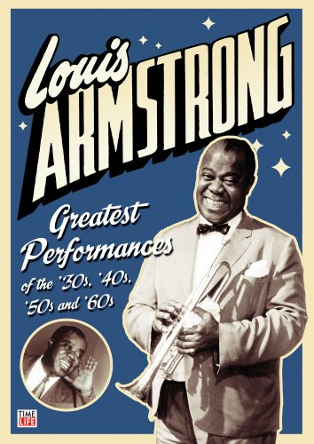 Louis Armstrong: Greatest Performances of the '30s,'40s, '50s, and '60s by WEA DVD