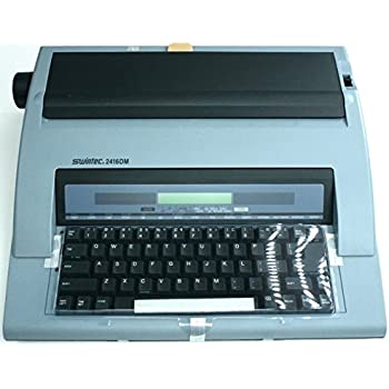 Brand New Swintec 2416DM Electronic Portable Typewriter (128K Memory)
