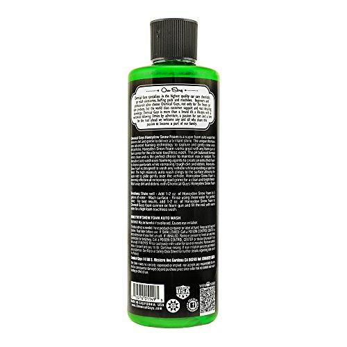 chemical guys cws 110 16 honeydew snow foam car wash soap. Black Bedroom Furniture Sets. Home Design Ideas
