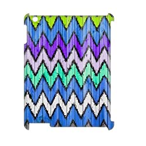LZHCASE Diy Cover Custom Case Aztec Tribal For IPad 2,3,4 [Pattern-1]