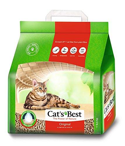 Cat's Best Original - litière pour chats agglutinante - 10L / 4.3kg Cat' s Best 28440