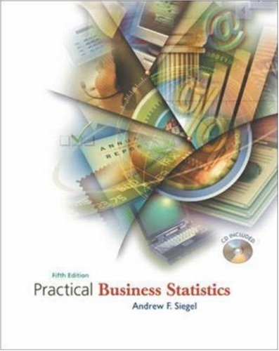 Practical Business Statistics with Student CD-ROM