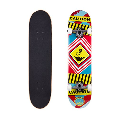 Cal Complete Popsicle Kicktail Skateboard