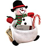 Miles Kimball Snowman Cash Pouch