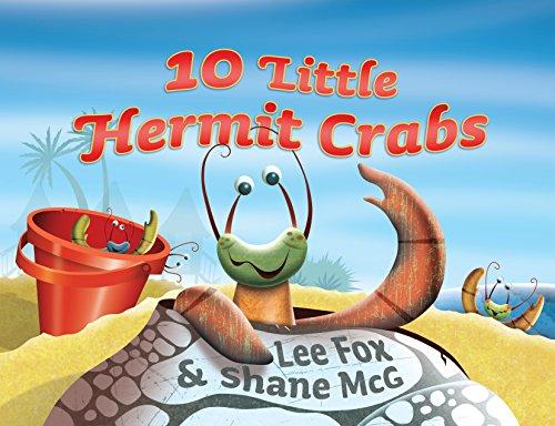 10 Little Hermit Crabs (Little Hermit Crab)