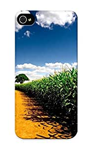 Eynzhg-1092-pckcgnm Premium Field Corn Back Cover Snap On Case For Iphone 6 4.7