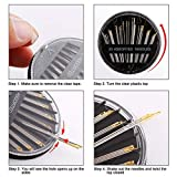 JollMono Premium Hand Sewing Needles for Sewing