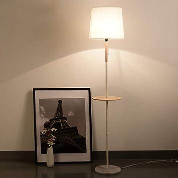 SED Lámpara de pie Decoración de la Sala de Estar ...