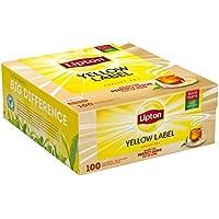 Lipton Té Negro Aromatizado - 100 Bolsas
