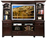 Cheap Eagle 16189WPCM American Premiere Entertainment Console with 2 Doors, 90″, Chocolate Mousse Finish