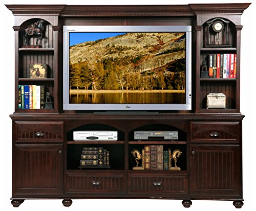 Eagle 16189WPCM American Premiere Entertainment Console with 2 Doors, 90