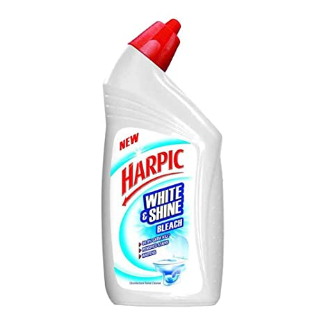 Harpic White and Shine Bleach, 500 ml