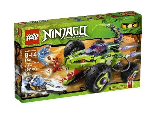 LEGO Ninjago 9445