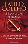 Le manuscrit retrouvé par Paulo Coelho