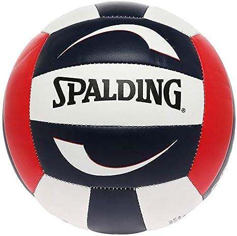 Spalding all star - Balón de Voleibol, Color Azul, Rojo Navy ...