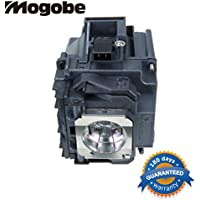 For ELPLP76 Replacement Projector Lamp with Housing by Mogobe