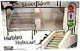 : Tech Deck Street Spots Hubba Hideout