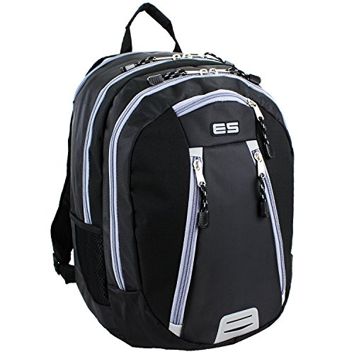 - Eastsport Sport Backpack for School, Hiking, Travel, Climbing, Camping, Outdoors, Black