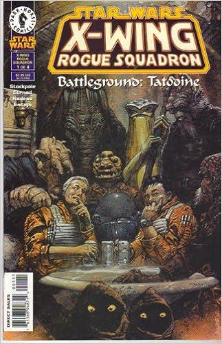 Star Wars : X- Wing Rogue Squadron # 9- Battleground