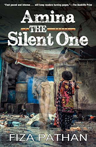 Amina: The Silent One by [Pathan, Fiza]