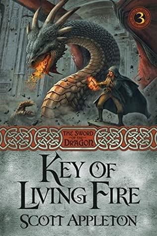book cover of Key of Living Fire