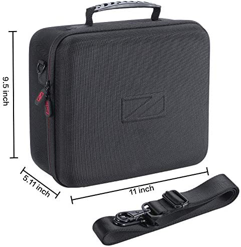 Zadii Hard Carrying Case Compatible with Nintendo Switch, Travel Case are compatible Switch Pro Controller