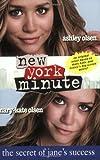 New York Minute, Mary-Kate Olsen and Ashley Olsen, 0060595078