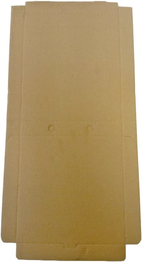 Cajas estilo cajas de pizza para envíos postales, cajas de cartón ...