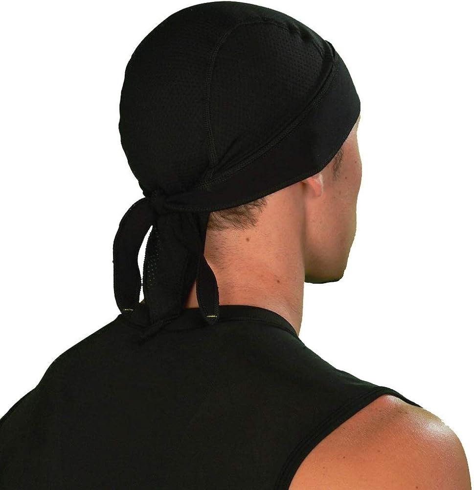 Halo Headband Bandana - Protex - The Ultimate High Performance Bandana, CAMO GREY: Sports & Outdoors