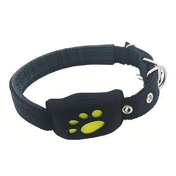 Mini GPS rastreador de mascotas, rastreador inteligente GPS para perro, gatos, dispositivo de seguimiento anti pérdida, ...