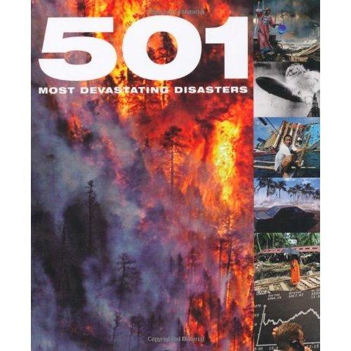 Download 501 Most Devastating Disasters (501 Series) pdf