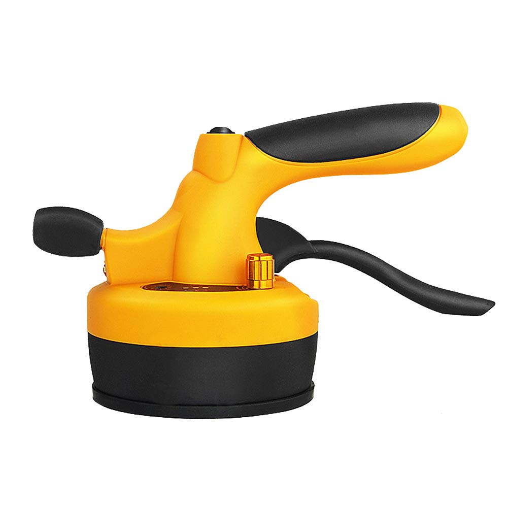 Tiakino Tile Professional Tiling Tool Machine Vibrator Suction Cup Adjustable for 60X60cm by Tiakino