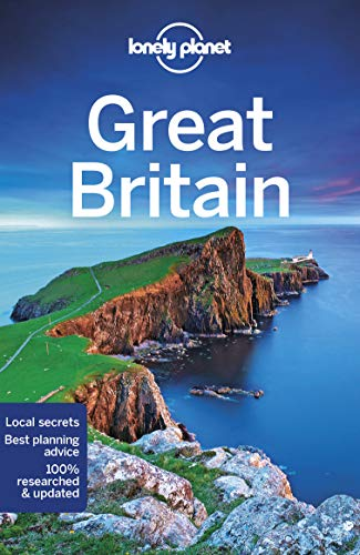 - Lonely Planet Great Britain (Travel Guide)