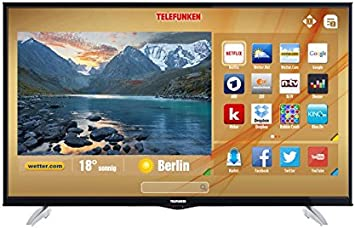 Telefunken de 50 WF 401 a Smart LED TV Televisor, 127 cm (50