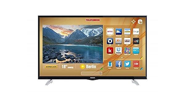 Telefunken de 50 WF 401 a Smart LED TV Televisor, 127 cm (50 ...